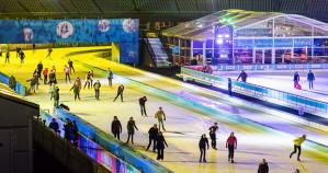 Gratis schaatsen in het Olympisch Stadion dmv code