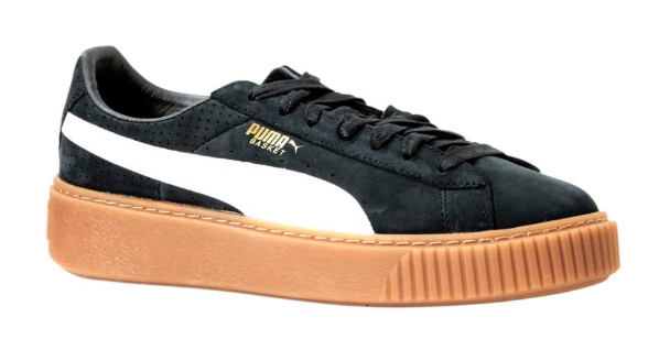 Puma Dames sneakers Basket Perf Gum voor €39,95