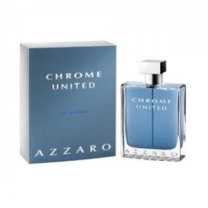 Azzaro - Chrome United Eau de toilette voor €22