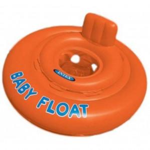Intex Zwemband My Baby Float Geel - 76cm |  56585EU voor €7,99