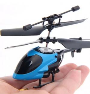 QS QS5013 Mini RC Helikopter voor €3,68 dmv code