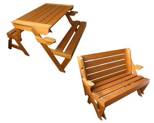 Castle Magic bench voor €75