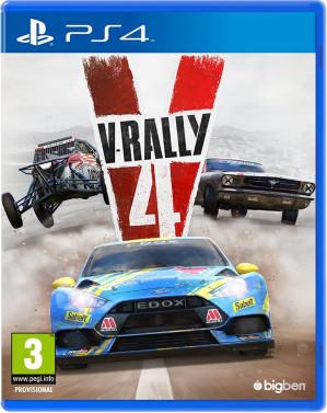 V-Rally 4 voor €42,99