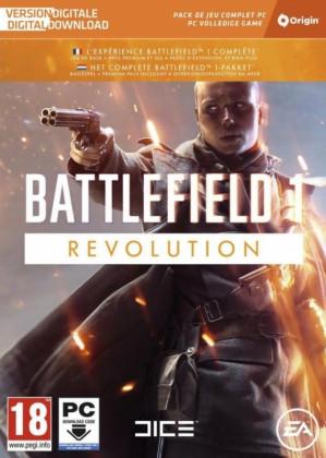 Battlefield 1 Revolution voor €23,99
