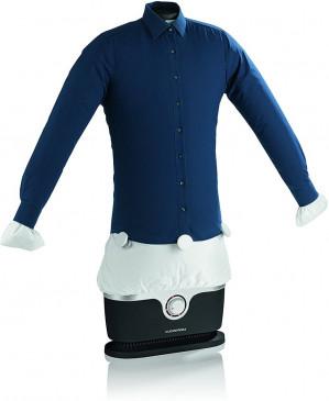 Cleanmaxx automatische strijkmachine - zwart - voor €39,99