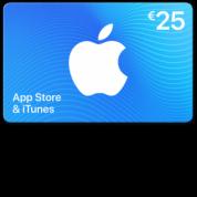 15% extra tegoed App Store & iTunes kaarten bij AH vanaf €25