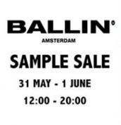 Ballin' Sample Sale met kortingen tot 70%