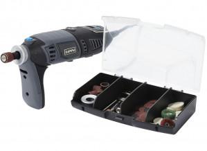 Multitool MT-170LCD + Koffer met 60 Accessoires voor €25