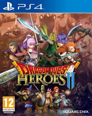 Dragon Quest Heroes II PS4 voor €9,99