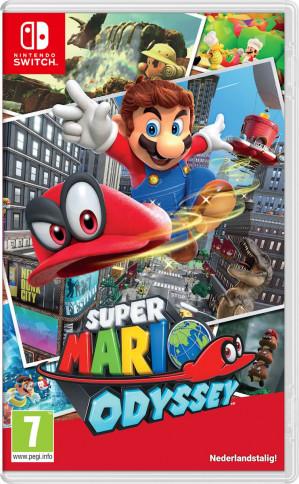 Super Mario Odyssey - Switch voor €41,95
