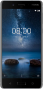 Nokia 8 Grijs voor €333