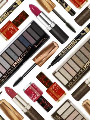 6X Elle + grandioze Rimmel make-up set voor €29,99