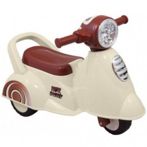 Eco Toys Ding Retro White Loopscooter 605 voor €24,99
