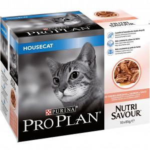 Prijsfout: 40 Maaltijdzakjes  Pro Plan kattenvoer voor €11,46