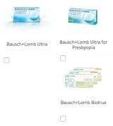 Vraag Gratis Bausch en Lomb Ultra contactlenzen aan