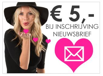 5 euro korting op alles