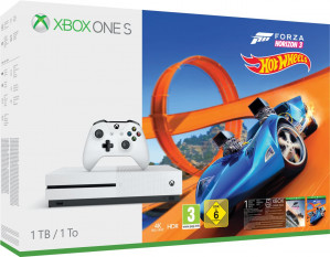 Xbox One S Forza Horizon 3 Hot Wheels console - 1 TB voor €208,68