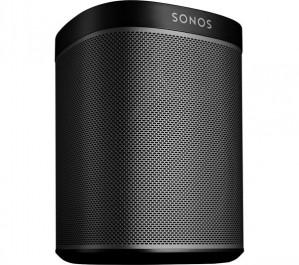Sonos PLAY 1 Hi-Fi Draadloos Speaker - Zwart voor €145