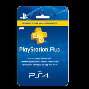 PlayStation® Plus 12 maanden lidmaatschap +1600 FIFA 18 FUT points voor €59,99