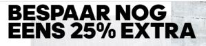 Adidas sale woensdag 27 februari met 25% extra korting op alle adidas Originals