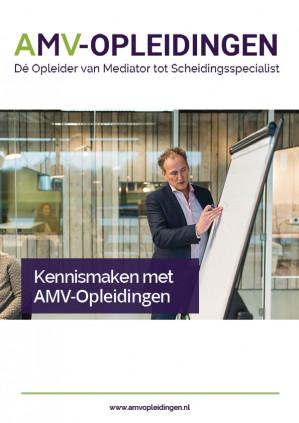 Download de brochure van AMW-opledingen