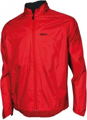 Agu Secco Trekking Regenjas - Rood voor €20,25