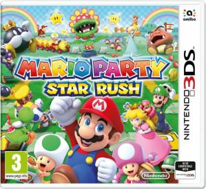 Mario Party Star Rush voor €22,50