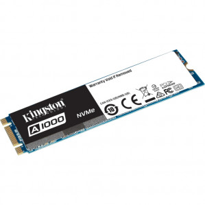 Kingston A1000 SSD - Solid state drive voor €52,90