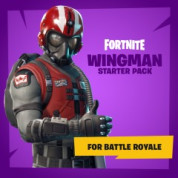 Fortnite Battle Royale - Wingman Starter Pack voor €4,99