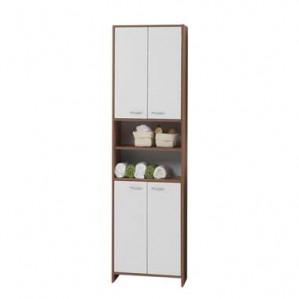 Badkamerkast Lang Madrid - hout/wit voor €89