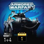 Armored Warfare – PlayStation®Plus Shark Pack Gratis