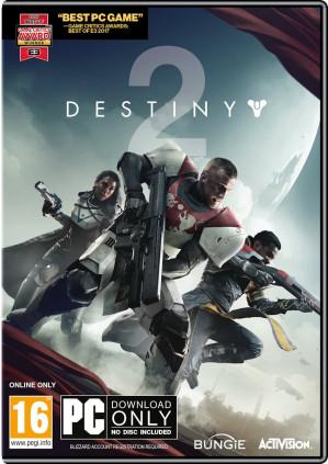 Destiny 2 - Windows - Code in a Box voor €19,99