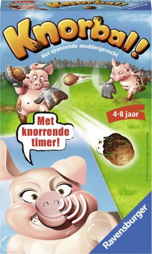 Ravensburger Knorbal - pocketspel voor €2,98