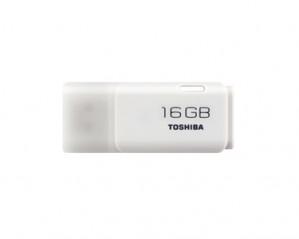 Toshiba THN-U202W0160E4 16GB USB 2.0 Capacity Wit USB flash drive voor €6,73