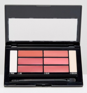Maybelline Lip Contour Palette Blushed Bombshell voor €6,74