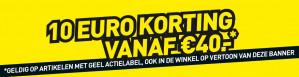 Scapino Magazijnopruiming nu €10 extra korting