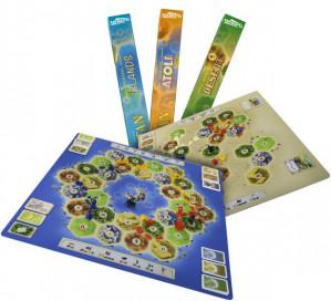 Voordeelpakket Catan playmats voor €22,45