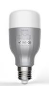 Xiaomi Yeelight YLDP02YL E27 9W RGBW Smart LED Bulb Wifi App Control  voor €14,09