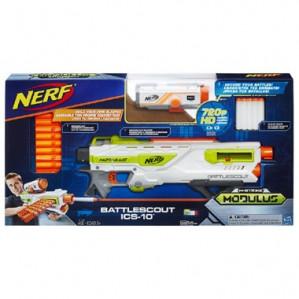 NERF Modulus Battlescout wit voor €36,20