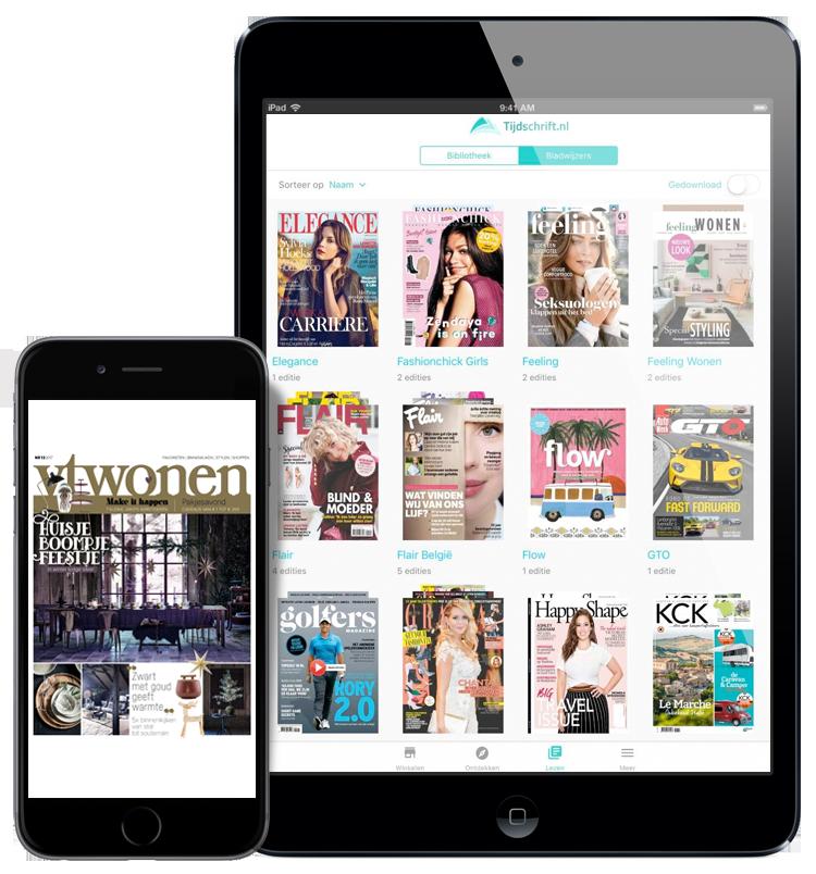 Kortingscode Vtwonen én 50 andere titels voor 2 maanden gratis lezen
