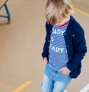 Tot 70% korting op merk kinderkleding bij de Bijenkorf