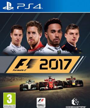 F1 2017 - Standard Edition - PS4 voor €29