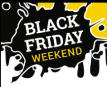 Black Friday Pre-Sale op donderdagavond bij BCC