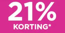 IciParisXl sale met 21% korting op bijna alles