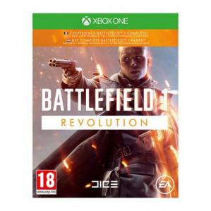 Battlefield 1 Revolution edition voor €22,50