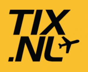 Kortingscode Tix.nl voor €25 korting op alle bestemmingen.
