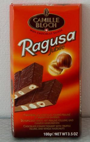 Ragusa nougat voor €0,01