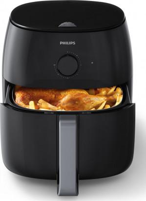 Philips Viva Airfryer XXL HD9630/90 - Hetelucht friteuse - Zwart voor €180