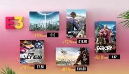 Ubisoft store sale tot 80% korting