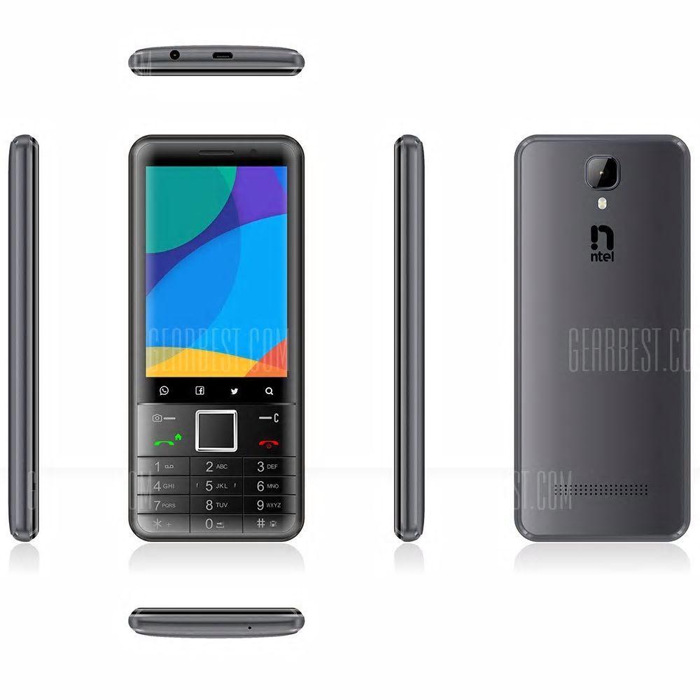 Ntel N1 4G Smartphone GRAY voor €30,66
